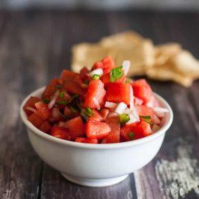 Watermelon Salsa 2