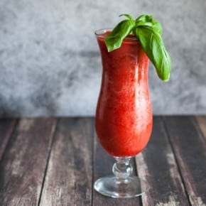 Basil Berry Daiquiri 1