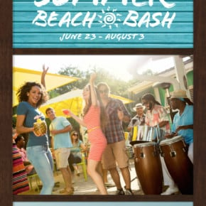 Bahama Breeze Summer Beach Bash