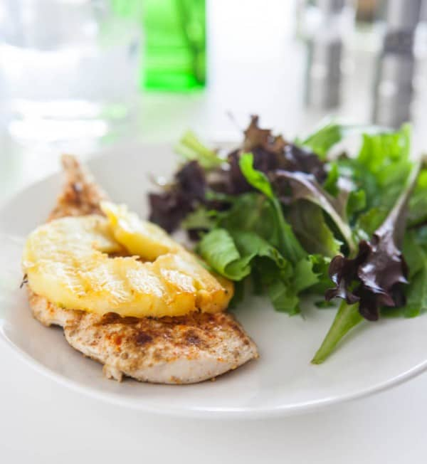 Caribbean Chicken and Pineapple  Recipe