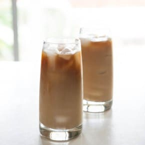 Butter Pecan Iced Coffee 1