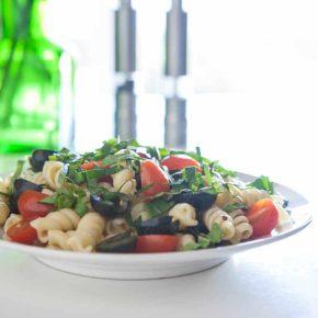 {Giveaway} Tomato and Olive Rotini 1