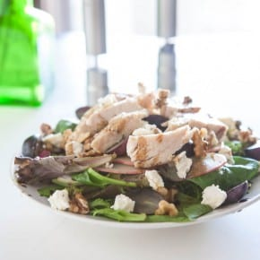 Grilled Chicken Normandy salad 3
