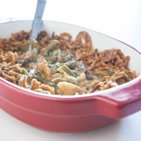 Easy Green Bean Casserole 2