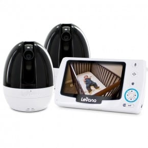 Levana Stella Video Baby Monitor Giveaway 6