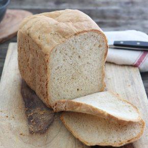 Easy Basic White Bread (Bread Machine) 3