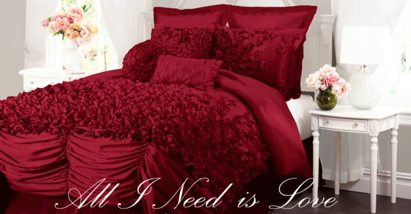 all i need is love banner