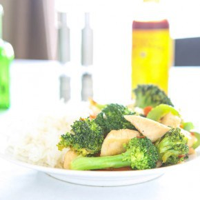 Sweet Chili Chicken Stir Fry 3