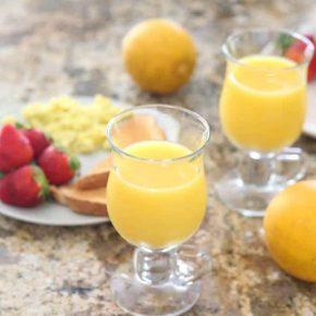 Wake Up with 100% Florida Orange Juice 3