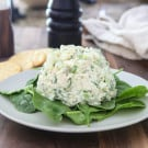 Tuna and Egg Salad @EclecticEveryday
