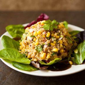Mexican Quinoa Salad 1