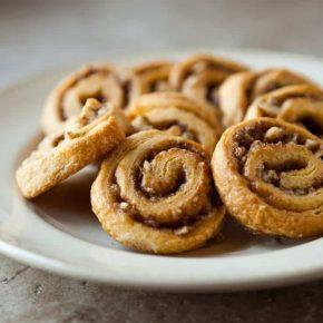 Cinnamon Pecan Pinwheels 1
