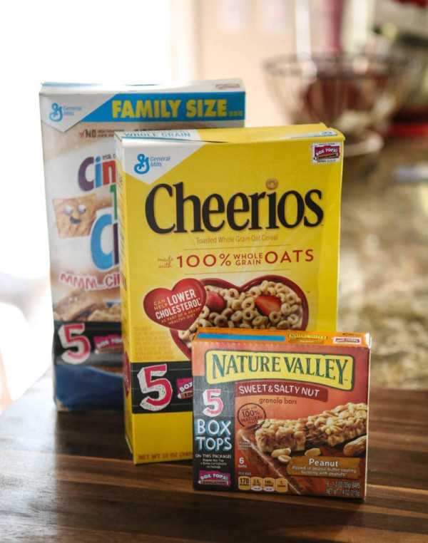 Help Your Child's School Raise Money with Box Tops for Education Recipe