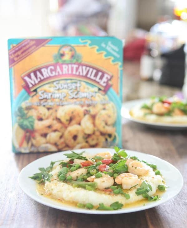 grits with margarita ville box