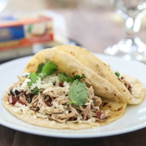 Slow Cooker Fiesta Chicken and a Giveaway 3