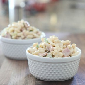 German Macaroni Salad 3