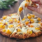 Harvest Appetizer Pizza 2