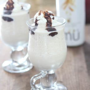 Frozen Coco Cappuccino Cocktail 3