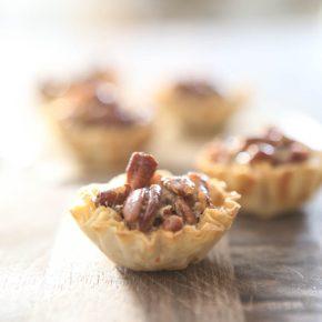 Pecan Pie Bites 2