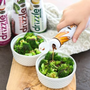 New Marzetti® Veggie Drizzle™ Makes Veggies So Flavorful 1
