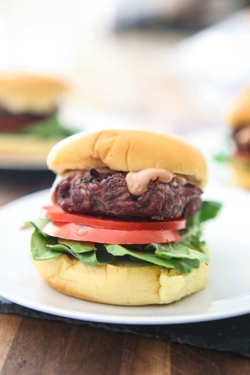 BBQ Ranch Burgers {Giveaway} 5