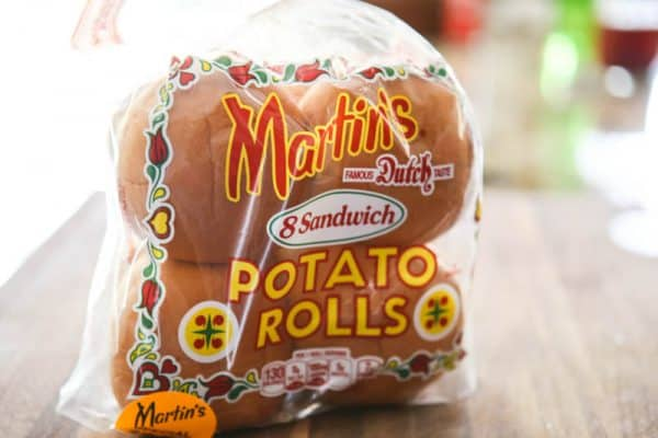 picture of martin's potato rolls