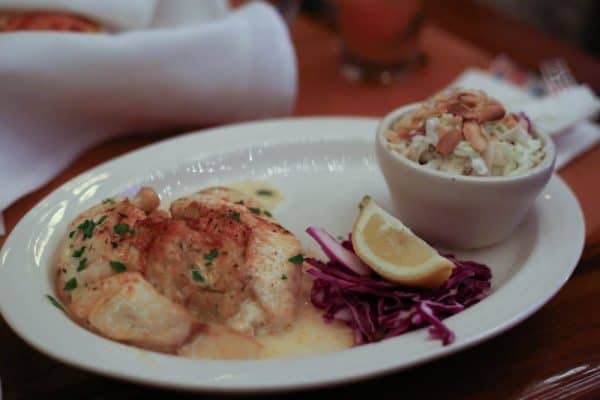 picture of crab stuffed grouper
