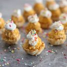 Mini Fried Ice Cream Bites 5