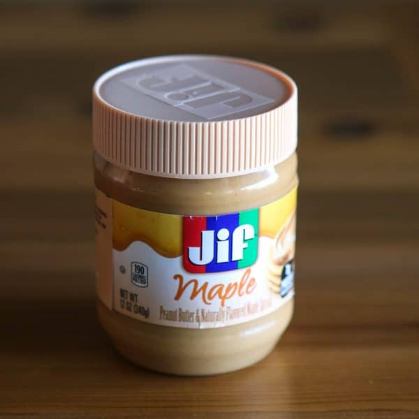 gif maple peanut butter