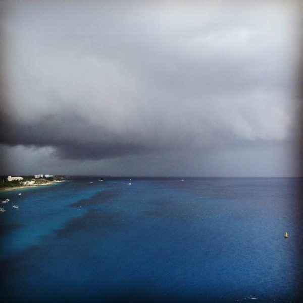 picture of storm clouds