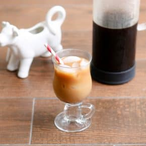 Folgers Cold Brew Ice Coffee @EclecticEveryday