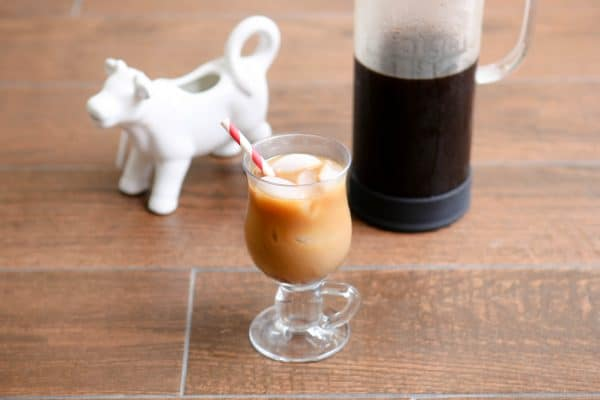 folgers cold brew ice coffee