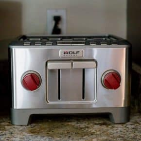 Wolf Gourmet Toaster Product Review @EclecticEveryday