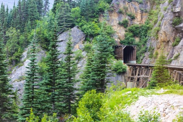 picture of tunnel