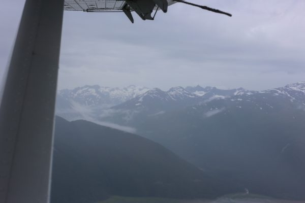 picture from seaplane
