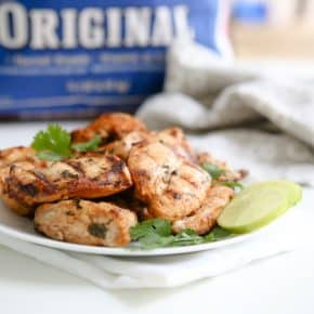 Chili Cilantro Lime Marinated Grilled Chicken by Eclectic Recipes