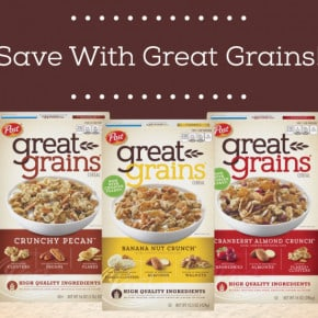 Save With Great Grains! by Eclectic Recipes