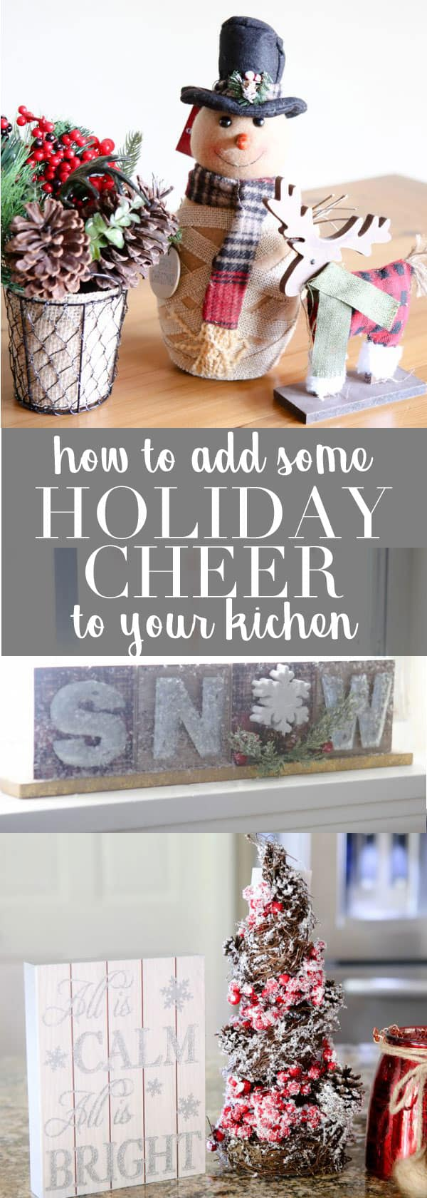 How to Add Some Holiday Cheer to Your Kitchen This Year Recipe