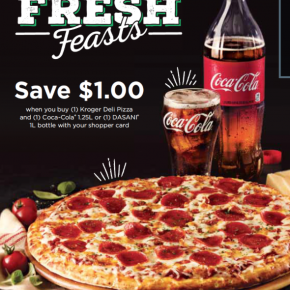 Fresh Feasts at Kroger @EclecticEveryday