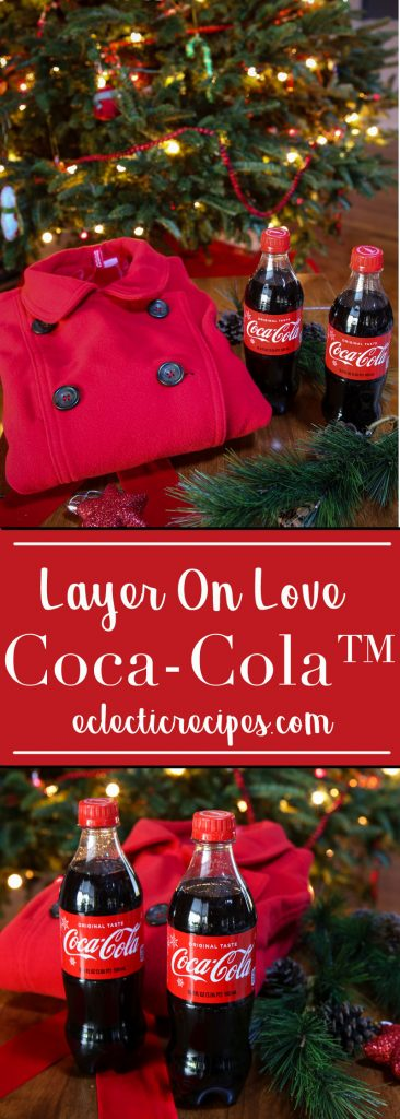 Layer the Love this Holiday Season with Coca-Cola™