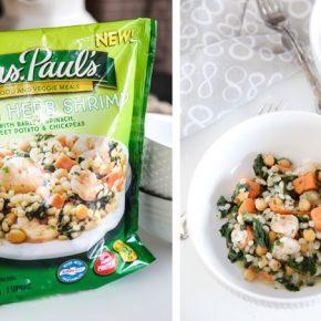 Mrs. Paul's® Seafood & Veggie Meals @EclecticEveryday