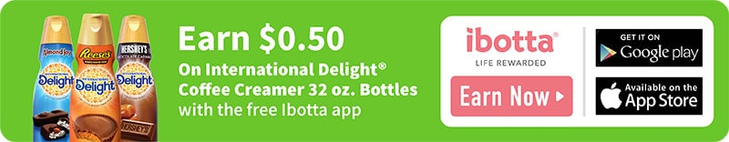 earn $0.50 with ibotta