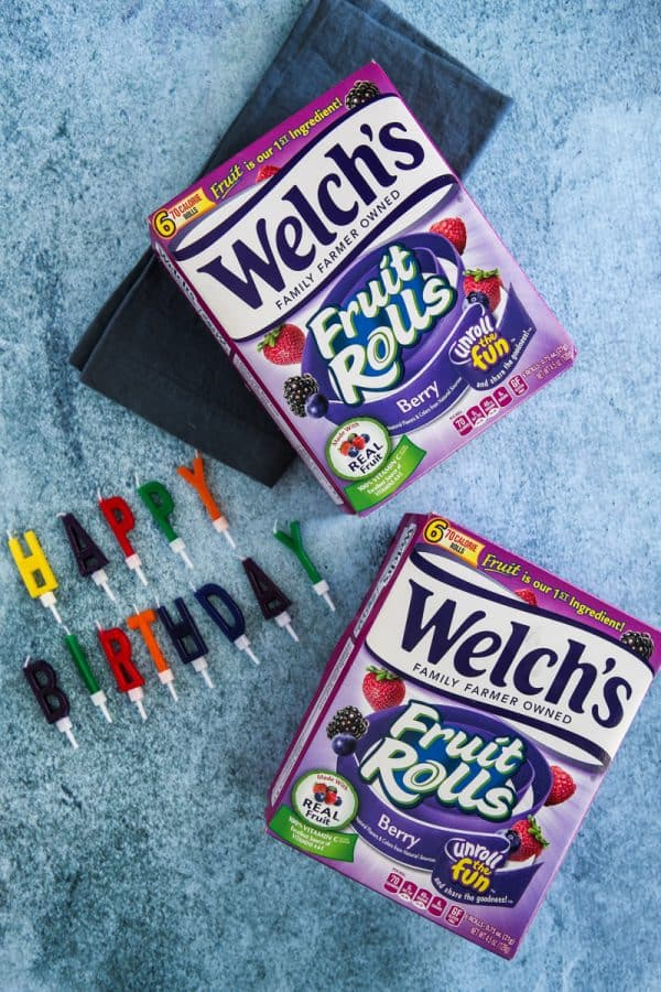 welch's fruit rolls boxes