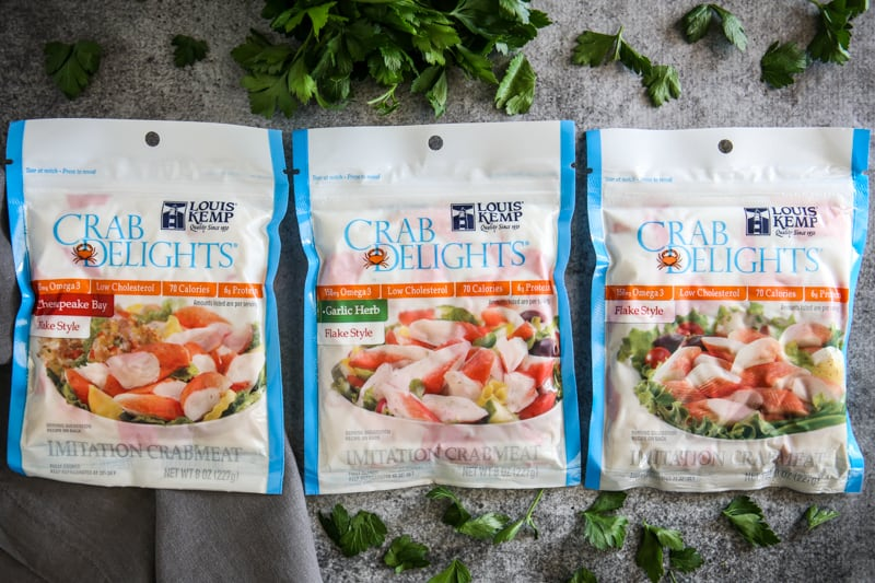 crab delights bags