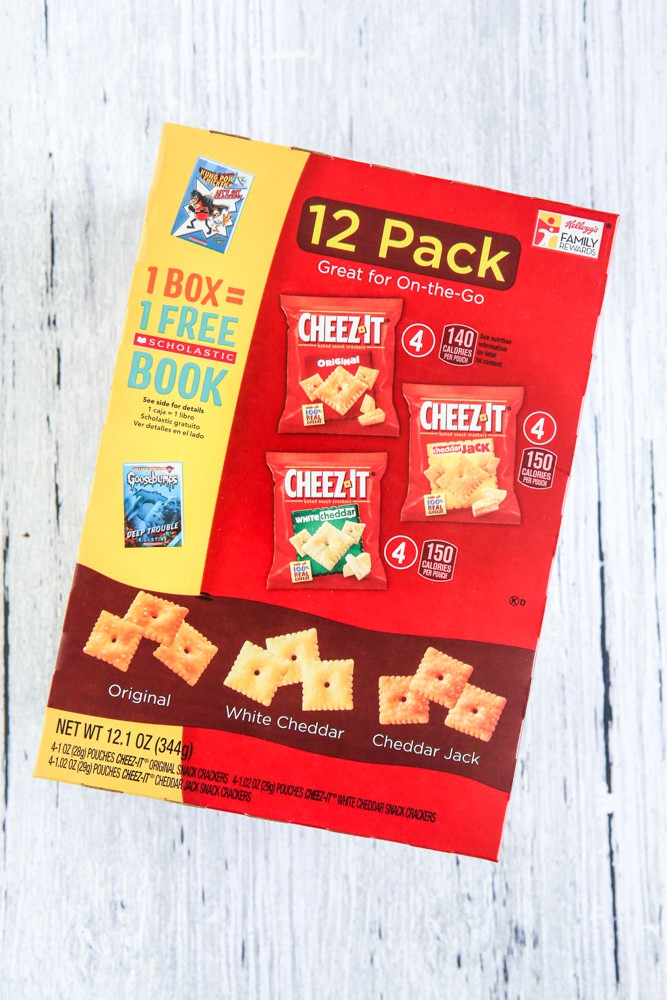 cheez'its box