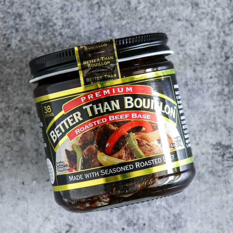 single jar of better than boullion