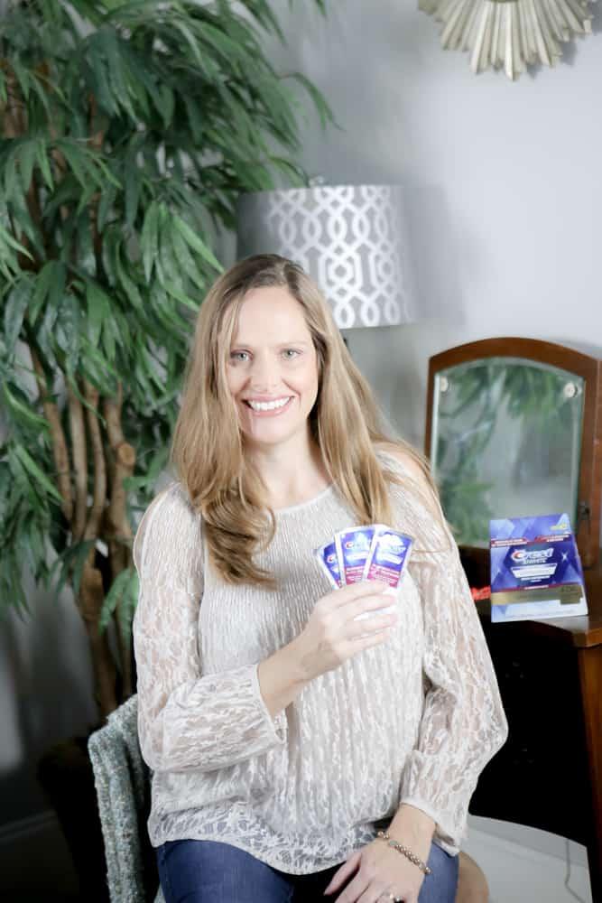 My Beauty Must-Have  - Crest 3D White Glamorous White Whitestrips Recipe
