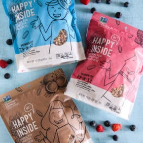 New Happy Inside cereal from Kellogg's by Eclectic Recipes