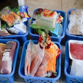 Organizing and Stocking the Freezer by Eclectic Recipes