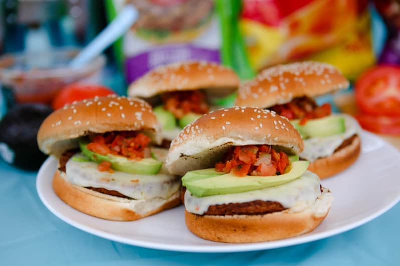 The Arizona Burger Recipe image